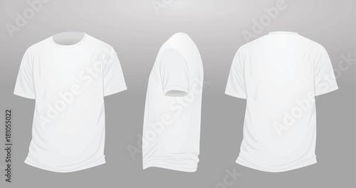 Classic t shirt. vector illustration\