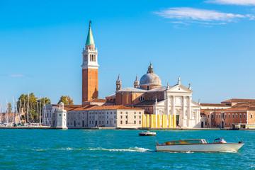 San Giorgio island in Venice, Italy