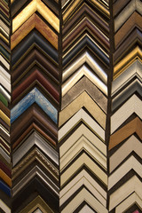 Decorative frame samples