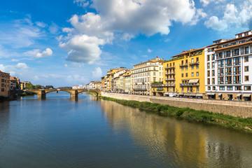 Wall Mural - Ponte Santa Trinita in Florence