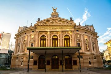 Opera and Ballet theatre in Ljubljana