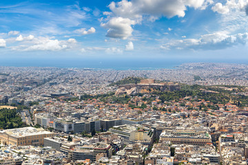 Fototapete - Acropolis in Athens, Greece