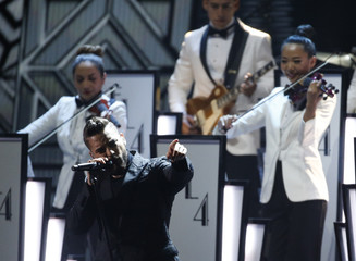 18th Latin Grammy Awards – Show – Las Vegas