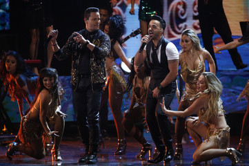 18th Latin Grammy Awards – Show – Las Vegas