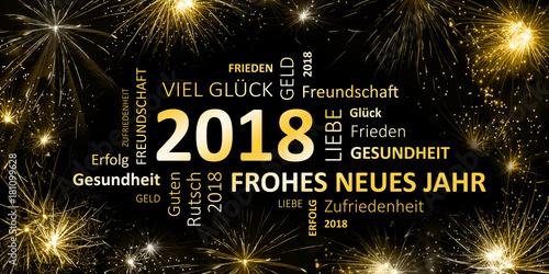 neujahrsgrüße 2018 kostenlos
