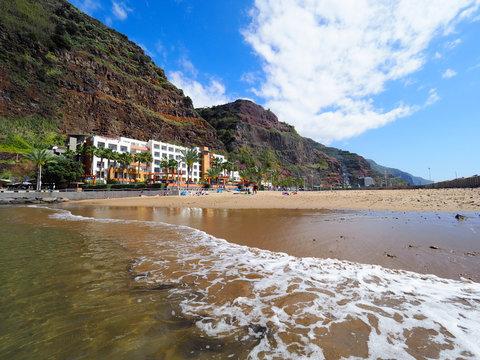 Strand in Calheta - Madeira