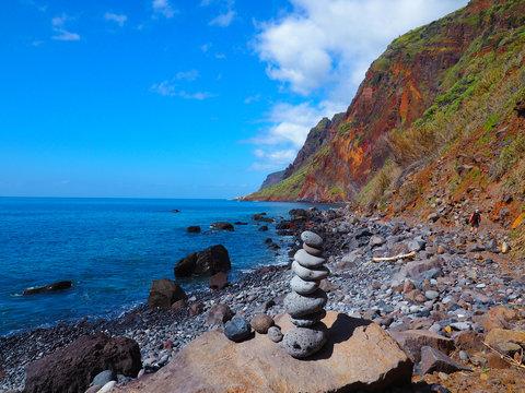 Madeira - Wandern am Meer
