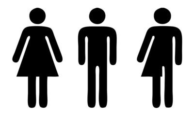 Männlein, Weiblein und Intersexuell