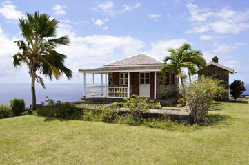 Tradition House in St. Kitts