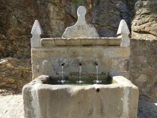 Cuacos de Yuste, pueblo de Caceres (Extremadura, España)