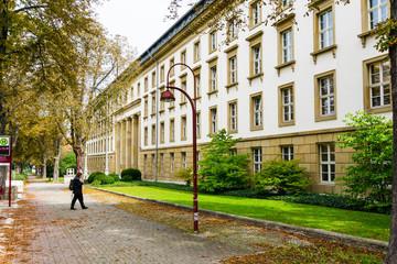 Landtag von Thüringen in Erfurt