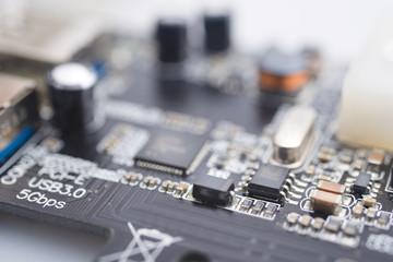 electronic circuit USB 3.0