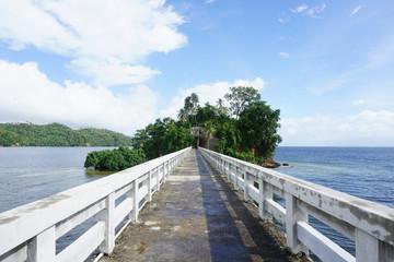 The bridges of Samana, Samana, Dominican Republic, Carribean