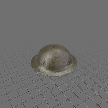 Old military helmet 2