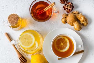 レモンティーセット Lemon tea time
