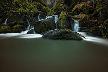 Wasserfall in der Stillsteinklamm