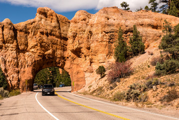 Red Arch bei Bryce canyon