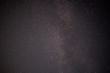 Stars Midnight Shooting stars
