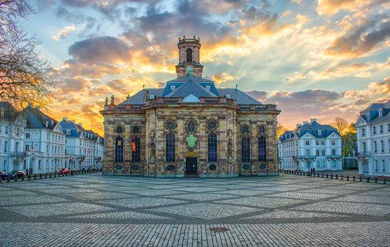 Ludwigskirche - Saarbrücken - Saarland