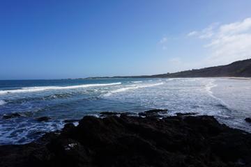 Beach at the Great Ocean Road