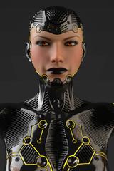 cyborg girl ballet