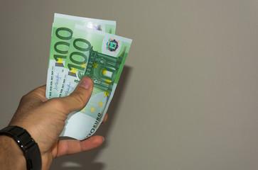 Banknotes de euro