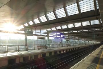 Blackfriars Station, London