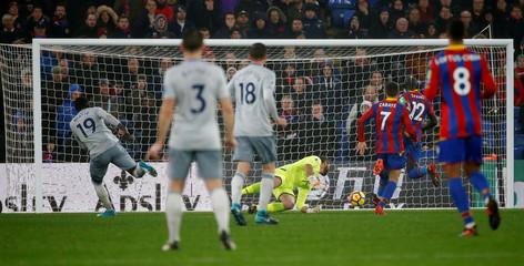 Premier League - Crystal Palace vs Everton