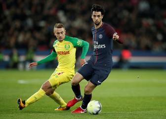 Ligue 1 - Paris St Germain vs FC Nantes