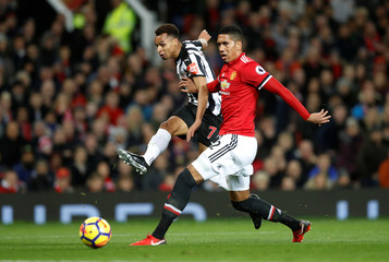 Premier League - Manchester United vs Newcastle United