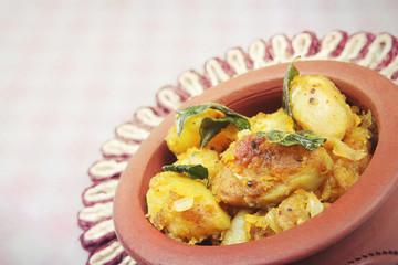 indian Made potato Recipe