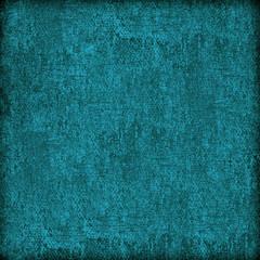 Dark turquoise grunge background