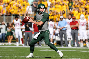 NCAA Football: Iowa State at Baylor