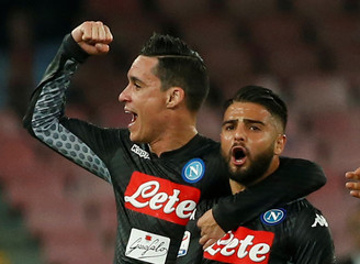 Serie A - Napoli vs AC Milan