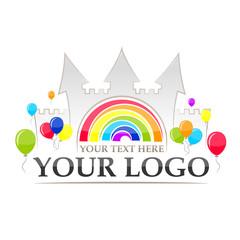 amusement park logo