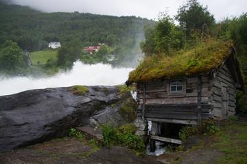 Hellesylt, More og Romsdal, Norwegen