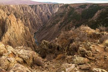 Wall Mural - Black Canyon of Gunnison