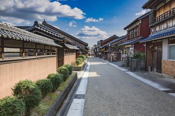 東海道五十三次関宿