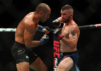 MMA: UFC Fight Night-Sydney-Brown vs Camacho