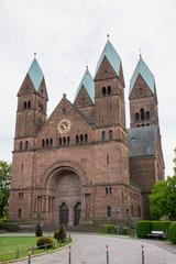 Erlöserkirche in Bad Homburg vor der Höhe, Hessen