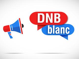 mégaphone : DNB banc