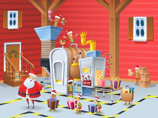 Santas Machines