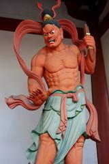 四天王寺 仁王像