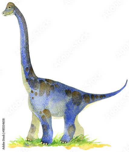 Cartoon dinosaur Dinosaur illustration..