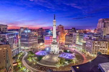 Fotomurales - Indianapolis, Indiana, USA
