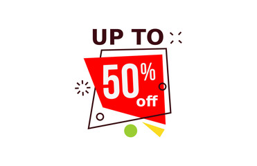 Discount Up To 50 Percent
