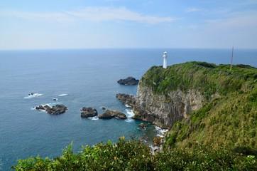 日本 高知県 土佐清水市 足摺宇和海国立公園 足摺岬 Japan Shikoku Kochi Tosashimizu city Ashizuri-Uwakai National Park Ashizuri misaki