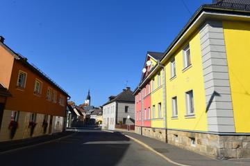 Thiersheim im Landkreis Wunsiedel im Fichtelgebirge - Bayern