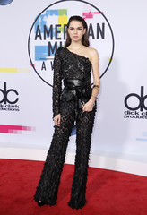2017 American Music Awards – Arrivals – Los Angeles