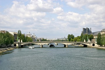 Pont du Carrousel - Paris